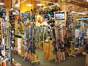 ski location tip top sport caboche megeve